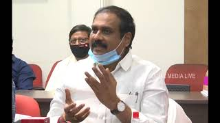Chandrababu has been the CM for 25 years | Minister Kannababu satires | social media live