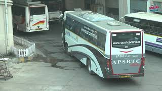 Apsrtc bus services | Andhra pradesh state road transport corporation | social media