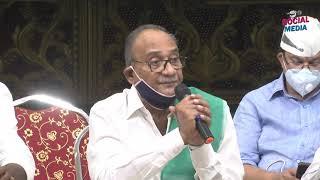Farmers Protest in Delhi   AP Farmers Association   Vadde Sobhanadreeswara Rao   social media