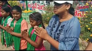 Amaravati protests against 3 capitals | social media live