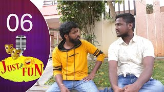 Just For Fun I Telugu Comedy Web Series I Episode 06 I Funny Videos I Telugu Comedy Videos I RECTV