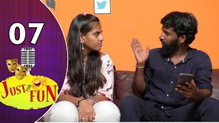 Just For Fun I Telugu Comedy Web Series I Episode 07 I Funny Videos I Telugu Comedy Videos I RECTV