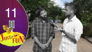 Just For Fun I Telugu Comedy Web Series I Episode 11 I Funny Videos I Telugu Comedy Videos I RECTV