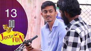 Just For Fun I Telugu Comedy Web Series I Episode 13 I Funny Videos I Telugu Comedy Videos I RECTV