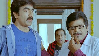 Yevanda Tamil Movie Scenes | Ravi Teja, Ali & Brahmanandam Ultimate Comedy