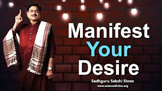 Manifest Your Desires | अब आपका हर सपना साकार होगा | Law Of Attraction 2021