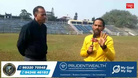 मुख्यमंत्री पधारेंगी सिलीगुड़ी ,वहीं दूसरी तरफ सिलीगुड़ी क्रिकेट एसोसिएशन के प्रेसिडेंट मनोज वर्मा ने उठाई फिर से क्रिकेट स्टेडियम की मांग!