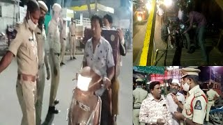 Vehicle Checking | Drink & Drive Checking | By Hyderabad Police |@Sach News