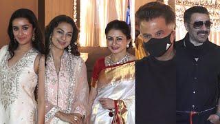 Shraddha Kapoor Brother Wedding | Priyaank Sharma & Shaza Morani | Juhi, Sunny Deol, Bhagyashree
