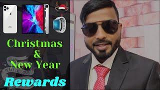 Christmas & New Year Rewards || Cabana Capitals || Money Growth..