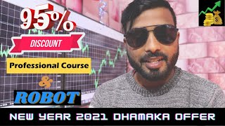 95% Discount || New Year 2021  Dhamaka Offer || Money Growth..