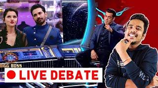 Bigg Boss 14 LIVE DEBATE Weekend ka Vaar |Rubina Bashed, Rahul Praised Sahi Ya Galat? | BB 14