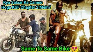 Will Salaar Have A Cameo In Rocky Starrer KGF Chapter 2,Prabhas Met Yash In Reel Life,Surya Reaction