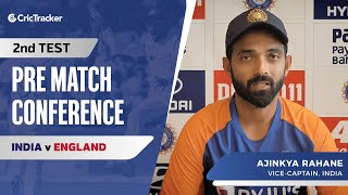 Check My Scores In Last 15 Tests You Will See Runs: Ajinkya Rahane, Press Conference, IND vs ENG