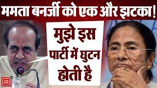 ममता बनर्जी को एक और झटका! TMC मंत्री ने की इस्तीफे की घोषणा