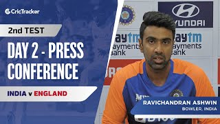 A lot of my teammates from that generation made fun of me: R Ashwin, Press Conference, IND vs ENG