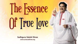 The Essence Of True Love |  जीवन में परम आनंद की प्राप्ति के लिए सबसे आवश्यक चीज़ क्या है।
