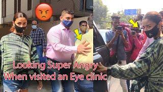 Ranbir Kapoor ne GF Alia Bhatt ki Protection ke liye Beja Uski Personal Bodyguard ko | Angry look