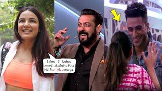 Jasmin Bhasin Request Salman Khan To Make Winner Of Bigg Boss 14 Her Boyfriend Aly Goni