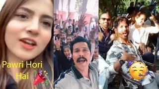 Shahid Kapoor Version Of Pawri ho rahi hai Song Very Funny | Yashraj Mukhate | Devoleena
