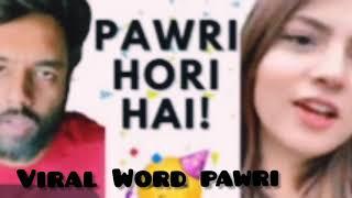 #Pawri में क्या-क्याहोताहै ,#Dipika padukon #yashraj # Mobinpawarigirl