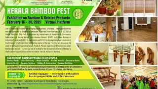 Session 2 :  Kerala Bamboo Fest