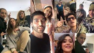 Pawri Ho Rahi Hai Song Funny Video Gurmeet, Mahira Khan,Vijay Verma, shivangi joshi |Yashraj Mukhate