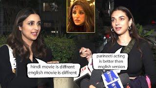 Parineeti Chopra & Aditi Rao Hydari Attend Special Screening Of The Girl On The Train Movie