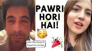 Sunil Grover Pawri ho Rahi hai Song Very Funny Video | Machron ki Pawri ho rhi hai | Yashraj Mukhate