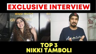 Nikki Tamboli Exclusive Interview | Rubina Winner Banegi Mujhe Pata Tha | Bigg Boss 14