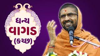 ધન્ય વાગડ!!! (કચ્છ) || પૂ.સદ્.સ્વામી શ્રી નિત્યસ્વરૂપદાસજી || એક વાર જરૂર સાંભળો