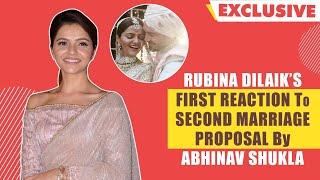 Bigg Boss 14 winner Rubina Dilaik on 2nd marriage proposal by Abhinav Shukla, Jasmin Bhasin