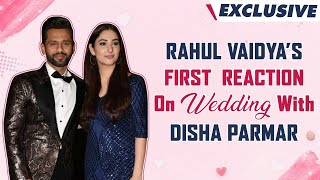 Bigg Boss 14 runner up Rahul Vaidya on wedding plans with Disha Parmar, fights with Rubina Dilaik