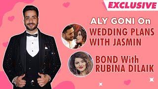 Aly Goni on proposing Jasmin Bhasin, wedding bells, Rubina Dilaik, Rahul Vaidya | Bigg Boss 14