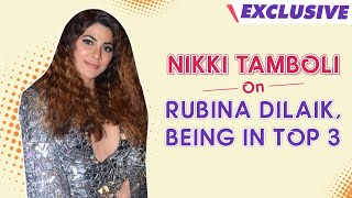 Nikki Tamboli on Rakhi Sawant, regrets, Rubina Dilaik and Rahul Vaidya | Bigg Boss 14