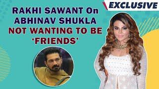 Rakhi Sawant gets emotional about her mother's cancer, calling Abhinav Shukla tharki | Bigg Boss 14