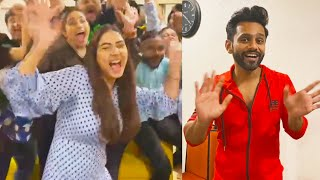 Rahul Vaidya Ka PAWRI Version ???? With Disha, Family And Friends | Bigg Boss 14