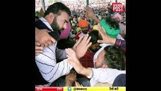एक लाख का इनामी लक्खा सिधाना देखा गया बठिंडा में, खुलेआम कर रहा किसान रैली! NewsroomPost