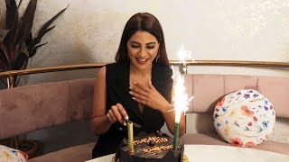 Cake Cutting With Bigg Boss 14 2nd Runner Up Nikki Tamboli