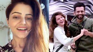Rubina Ne LIVE Akar Ki Rahul Vaidya Ki Tarif Aur Apna Song Pura Karne Kaha
