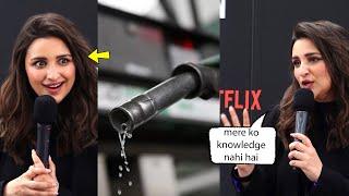 Parineeti Chopra Reaction on Current petrol Price Very Shocking Comment