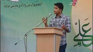Eid-E-Ghadeer | Syed Raza Abbas Qummi | Rozae Imam Raza a.s | Mashad, Iran
