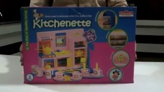 UNBOXING OURSELVES! Kitchen Set For Kids | Kinder Joy: Our Toys Are Here!