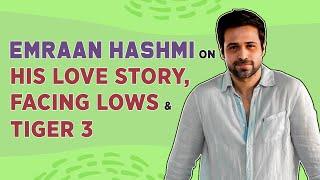 Emraan Hashmi on Tiger 3, chasing his wife, love story, braving through son Ayan's cancer   Lut Gaye