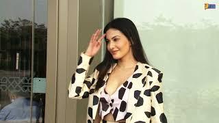 Amyra Dastur Spotted At JW Marriott