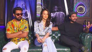 Interview With Elli Avram, Singer Rahul Jain And Salman Yusuf Khan For Their Song Launch Fidaai