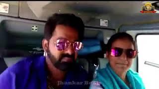 भोजपुरी स्टार Pawan Singh ऑन शूट || Pawan Singh On Shoot