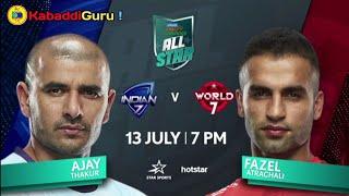 2019 Kabaddi World Cup || Special PKL Match || KG is Back || By KabaddiGuru !