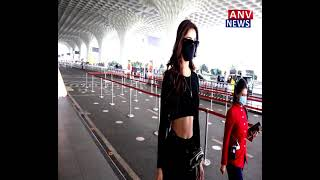 DISHA PATNI SPOTTED AT AIRPORT DEPARTURE