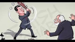 PM Modi Buckles under Chinese Pressure